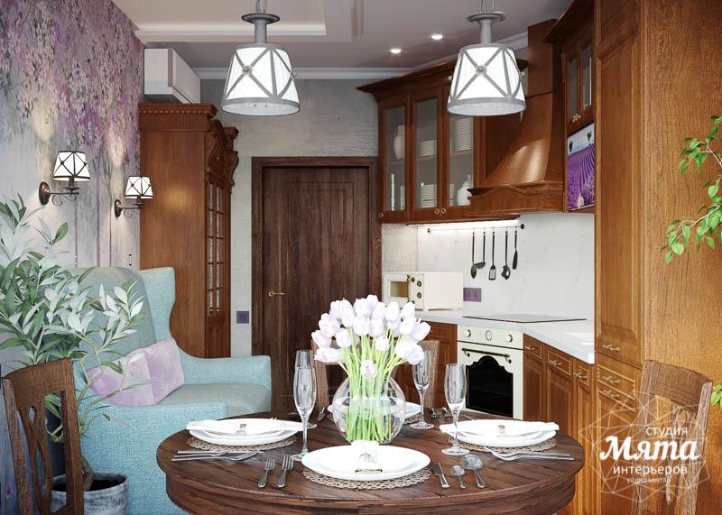 Дизайн интерьера кухни в коттедже п. Верхнее Дуброво img628121507