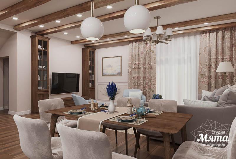 Дизайн интерьера первого этажа таунхауса в п. Палникс img330564269