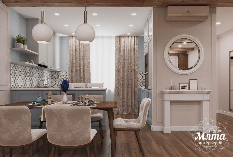 Дизайн интерьера первого этажа таунхауса в п. Палникс img304338181