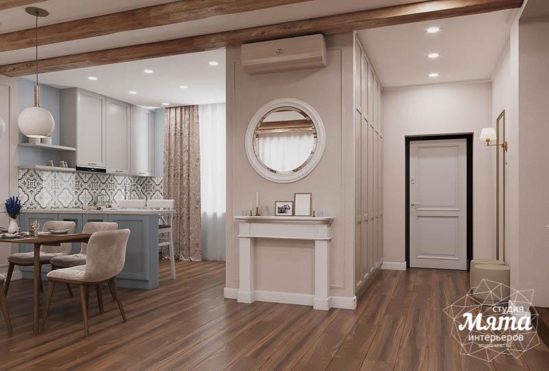 Дизайн интерьера первого этажа таунхауса в п. Палникс img1875082226