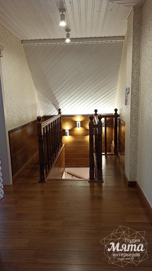 Дизайн интерьера и ремонт коттеджа г. Асбест 22