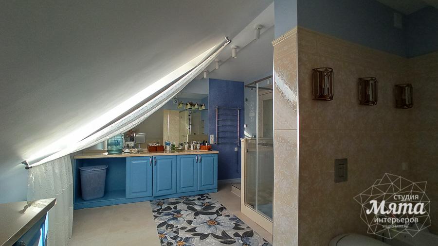 Дизайн интерьера и ремонт коттеджа г. Асбест 48